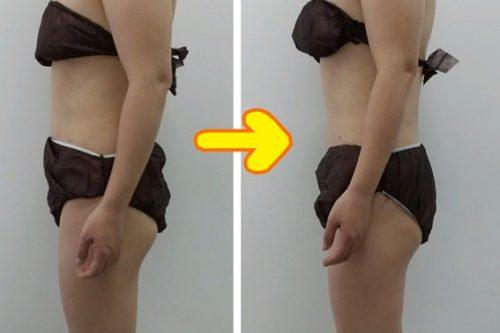 女性整体師骨格美痩の身マッサージ